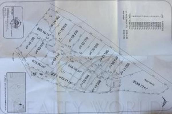 Foto de terreno comercial en venta en s/n , los rosales, monterrey, nuevo león, 0 No. 09