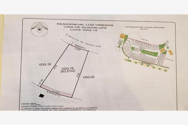 Foto de terreno habitacional en venta en s/n , los viñedos, torreón, coahuila de zaragoza, 18165856 No. 02