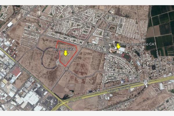 Foto de terreno habitacional en venta en s/n , los viñedos, torreón, coahuila de zaragoza, 6122342 No. 04