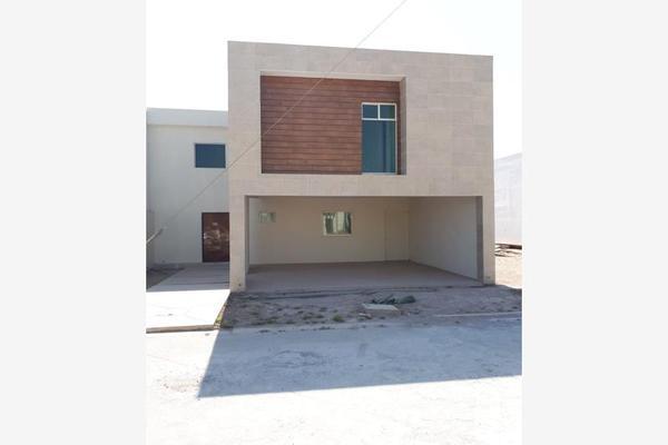 Foto de casa en venta en s/n , magisterio iberoamericana, torreón, coahuila de zaragoza, 18170960 No. 01