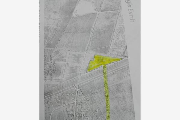 Foto de terreno habitacional en venta en s/n , manila, gómez palacio, durango, 5952546 No. 02