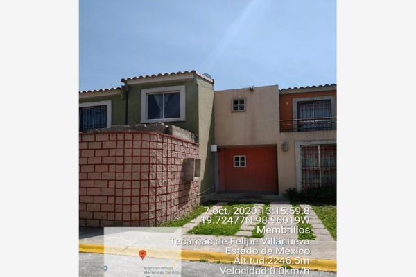 Foto de casa en venta en s/n manzana 14, hacienda del bosque, tecámac, méxico, 17542219 No. 02
