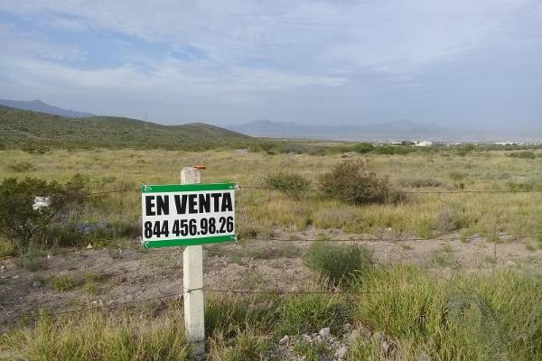 Foto de terreno comercial en venta en s/n , mesa de las tablas, arteaga, coahuila de zaragoza, 8862098 No. 01