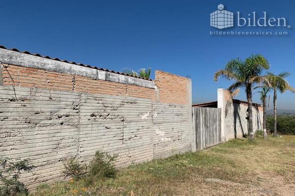 Foto de rancho en venta en sn , méxico, durango, durango, 17351767 No. 01