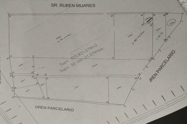Foto de terreno habitacional en venta en s/n , méxico, durango, durango, 9441949 No. 11