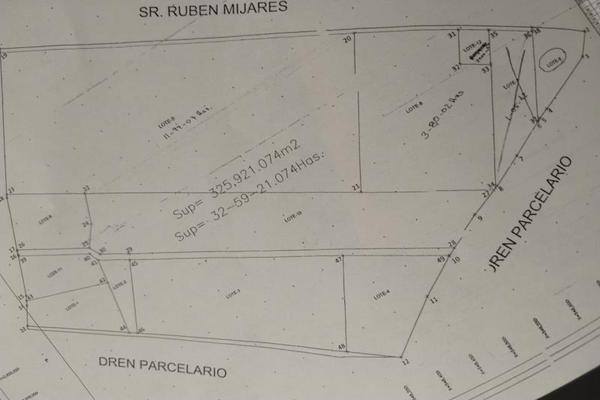 Foto de terreno habitacional en venta en s/n , méxico, durango, durango, 9441949 No. 12
