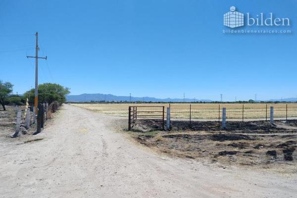 Foto de terreno habitacional en venta en s/n , méxico, durango, durango, 9441949 No. 13