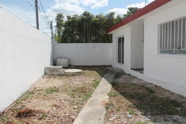 Foto de casa en venta en s/n , miguel alemán, mérida, yucatán, 9961297 No. 08