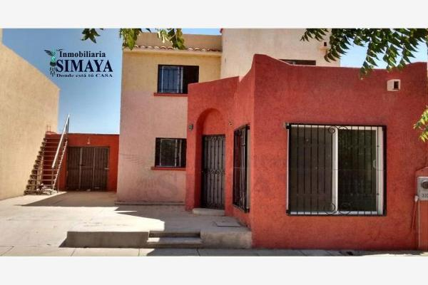 Foto de casa en venta en s/n , miramar, la paz, baja california sur, 6168290 No. 01