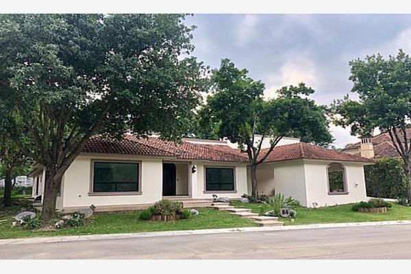 Foto de casa en venta en s/n , misión silla, monterrey, nuevo león, 9962737 No. 01