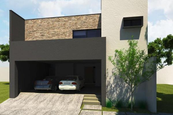Foto de casa en venta en s/n , bosque residencial, santiago, nuevo león, 9960058 No. 01