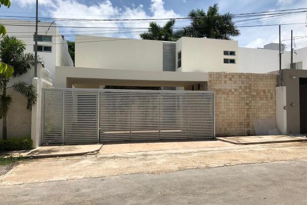Foto de casa en venta en s/n , montebello, mérida, yucatán, 9959804 No. 01
