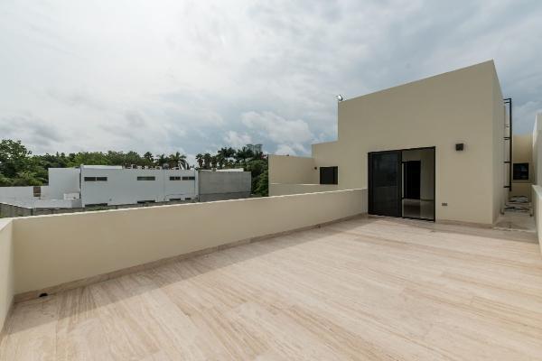 Foto de casa en venta en s/n , montebello, mérida, yucatán, 9964457 No. 18