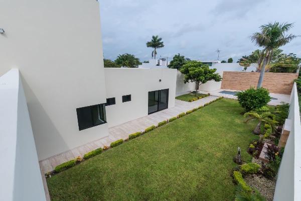 Foto de casa en venta en s/n , montebello, mérida, yucatán, 9964457 No. 20