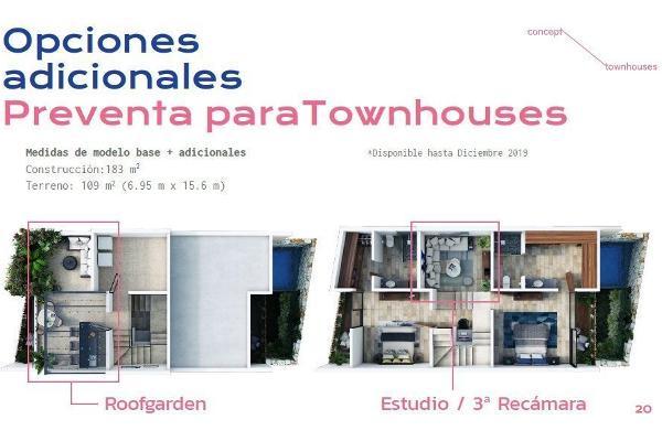 Foto de casa en condominio en venta en s/n , montebello, mérida, yucatán, 9976769 No. 12