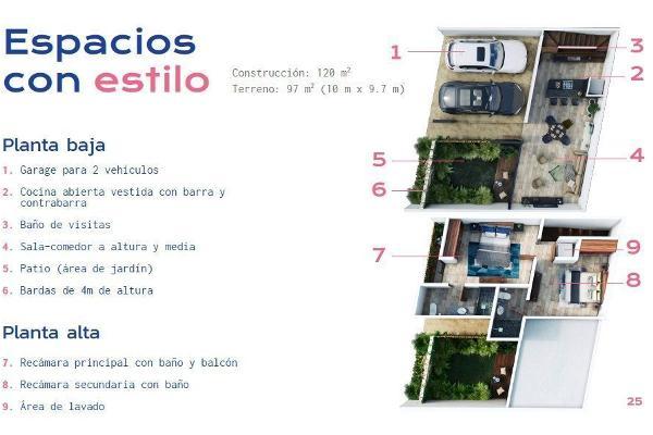 Foto de casa en condominio en venta en s/n , montebello, mérida, yucatán, 9976769 No. 14