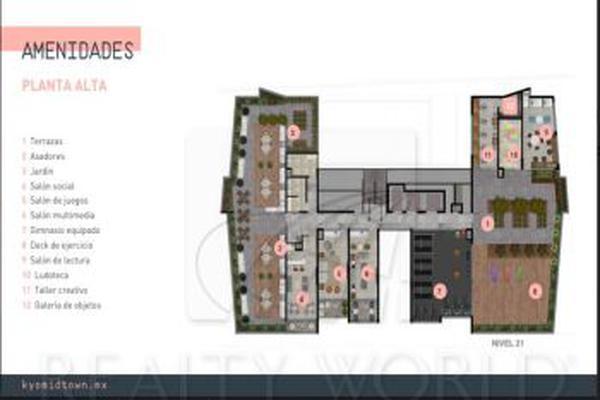 Foto de departamento en venta en s/n , monterrey centro, monterrey, nuevo león, 5863201 No. 04