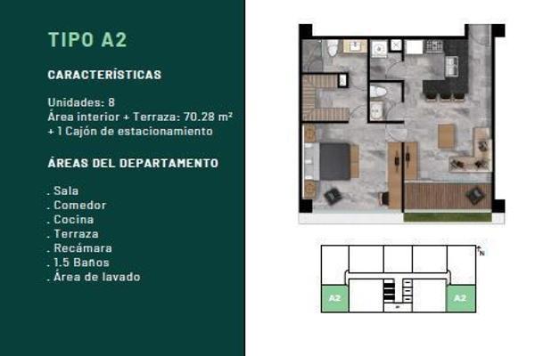 Foto de departamento en venta en s/n , montes de ame, mérida, yucatán, 9955299 No. 06