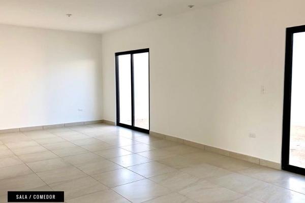 Foto de casa en venta en s/n , nogalar del campestre, saltillo, coahuila de zaragoza, 9949222 No. 04