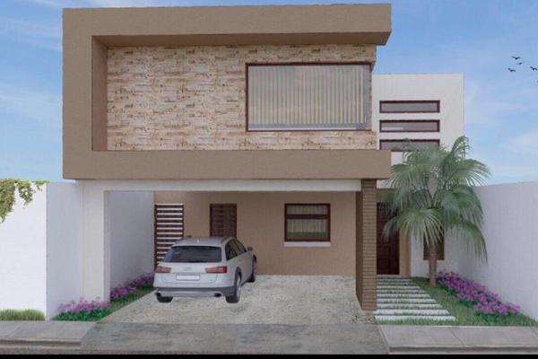 Foto de casa en venta en s/n , nogalar del campestre, saltillo, coahuila de zaragoza, 9957976 No. 01