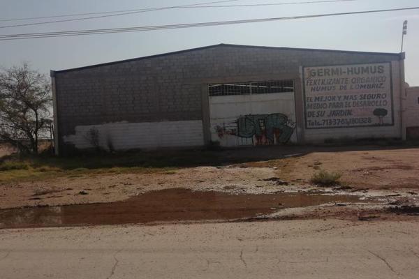 Foto de terreno habitacional en venta en s/n , noria paso del águila, torreón, coahuila de zaragoza, 9951161 No. 01