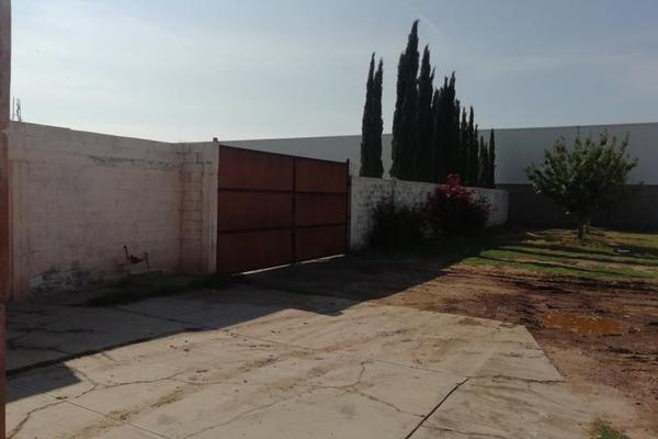 Foto de terreno habitacional en venta en s/n , noria paso del águila, torreón, coahuila de zaragoza, 9951161 No. 04