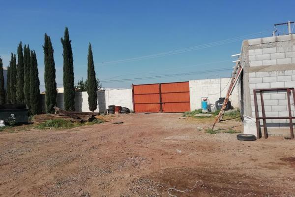 Foto de terreno habitacional en venta en s/n , noria paso del águila, torreón, coahuila de zaragoza, 9951161 No. 06