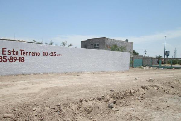 Foto de terreno habitacional en renta en s/n , nueva california, torreón, coahuila de zaragoza, 6122438 No. 01