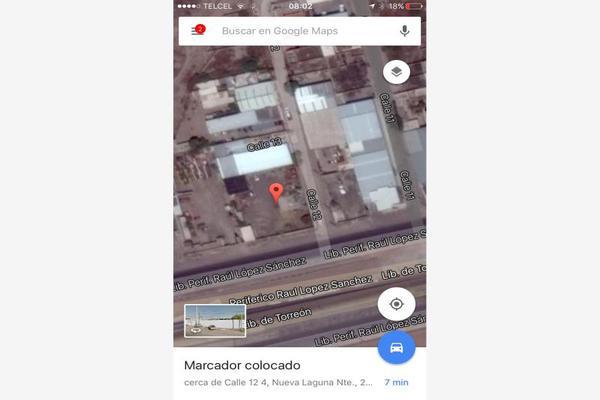 Foto de terreno habitacional en renta en s/n , nueva laguna sur, torreón, coahuila de zaragoza, 10192678 No. 11