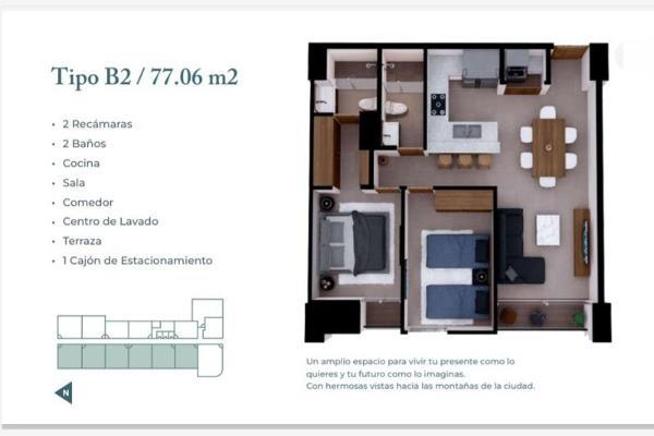 Foto de departamento en venta en s/n , nuevo centro monterrey, monterrey, nuevo león, 10174351 No. 01