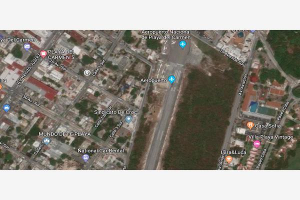 Foto de terreno habitacional en venta en s/n , nuevo centro urbano, solidaridad, quintana roo, 10151270 No. 01