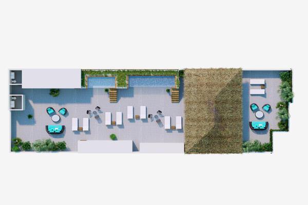 Foto de departamento en venta en s/n , nuevo centro urbano, solidaridad, quintana roo, 10192345 No. 05