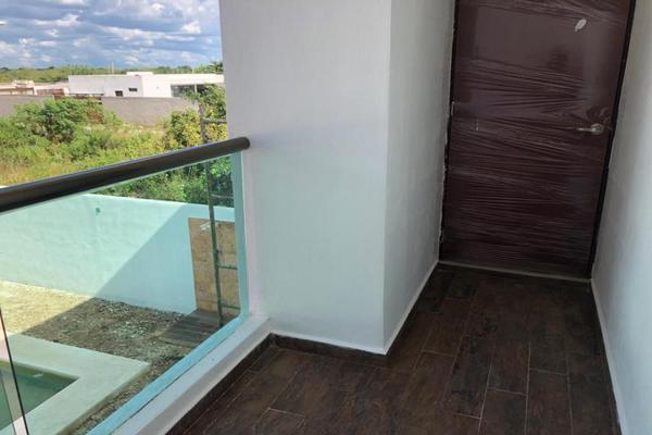 Foto de casa en venta en s/n , nuevo yucatán, mérida, yucatán, 9960539 No. 12