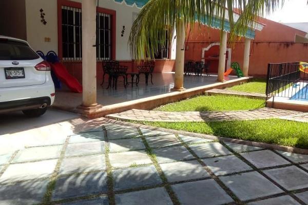 Foto de casa en venta en s/n , nuevo yucatán, mérida, yucatán, 9963090 No. 01