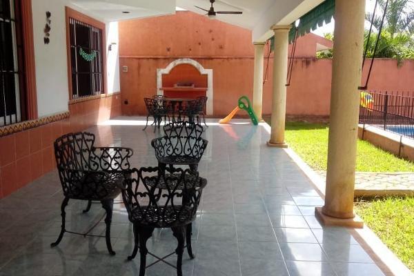 Foto de casa en venta en s/n , nuevo yucatán, mérida, yucatán, 9963090 No. 04