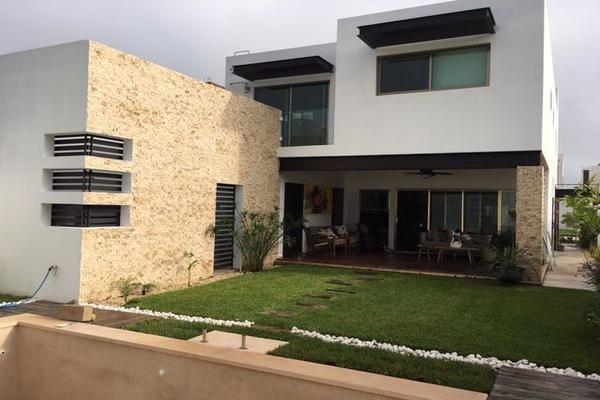 Foto de casa en venta en s/n , paraíso las margaritas, mérida, yucatán, 10304815 No. 01