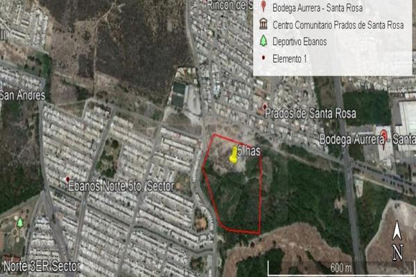 Foto de terreno comercial en venta en s/n , paraje santa rosa, apodaca, nuevo león, 5863861 No. 01