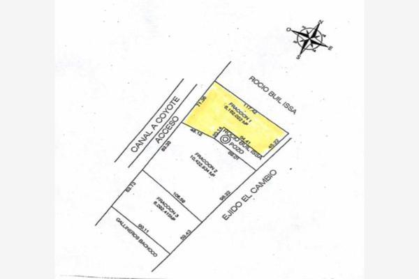 Foto de terreno comercial en venta en s/n , parque industrial pequeña zona industrial, torreón, coahuila de zaragoza, 8806464 No. 05