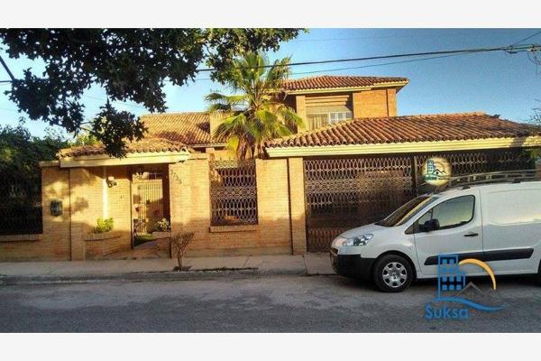 Foto de casa en venta en s/n , parques de la cañada, saltillo, coahuila de zaragoza, 9982825 No. 01