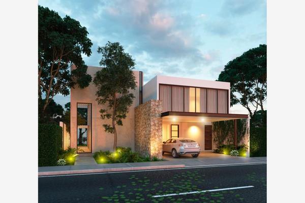 Foto de casa en venta en s/n , privada palma corozal, mérida, yucatán, 9951097 No. 01