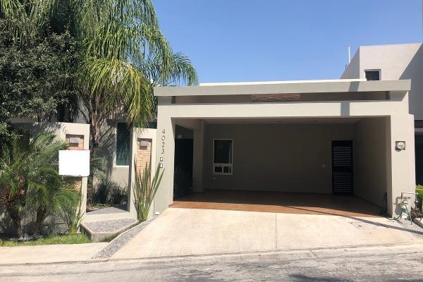 Foto de casa en venta en s/n , privadas del paseo, monterrey, nuevo león, 9954320 No. 01