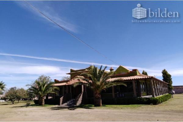 Foto de casa en venta en s/n , rancho el paraíso, durango, durango, 9964501 No. 01