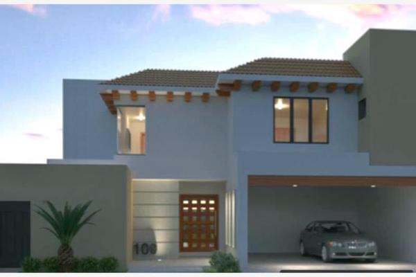 Foto de casa en venta en s/n , real del nogalar, torreón, coahuila de zaragoza, 5953255 No. 01