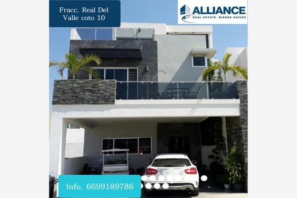 Foto de casa en venta en s/n , real del valle, mazatlán, sinaloa, 9976677 No. 01
