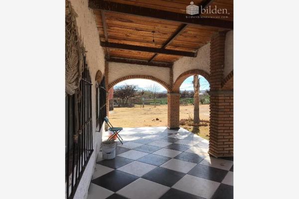 Foto de rancho en venta en s/n , residencial casa blanca, durango, durango, 0 No. 09