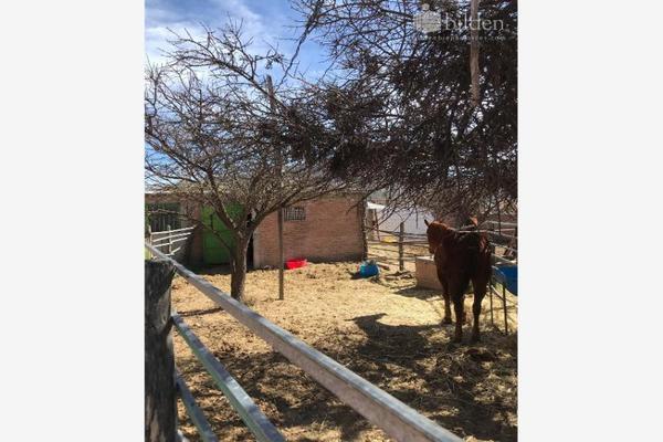 Foto de rancho en venta en s/n , residencial casa blanca, durango, durango, 0 No. 19