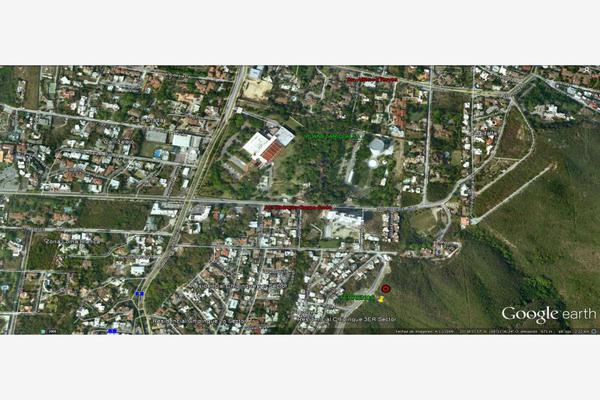 Foto de terreno habitacional en venta en s/n , residencial chipinque 1 sector, san pedro garza garcía, nuevo león, 10153276 No. 03