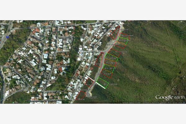 Foto de terreno habitacional en venta en s/n , residencial chipinque 1 sector, san pedro garza garcía, nuevo león, 10153276 No. 09