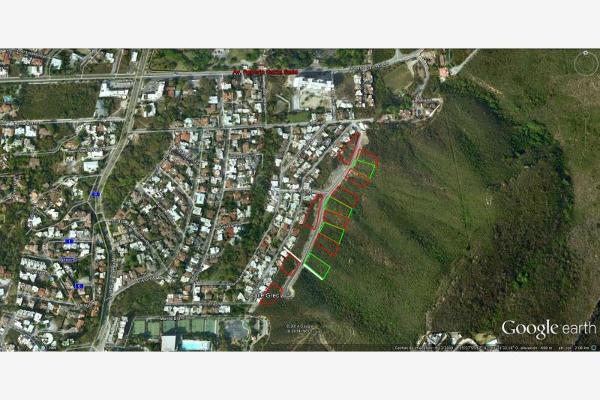 Foto de terreno habitacional en venta en s/n , residencial chipinque 4 sector, san pedro garza garcía, nuevo león, 10153276 No. 06