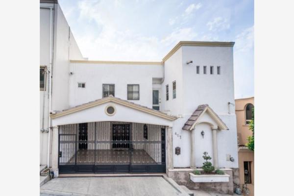 Foto de casa en venta en s/n , residencial cumbres 2 sector 1 etapa, monterrey, nuevo león, 9949607 No. 01